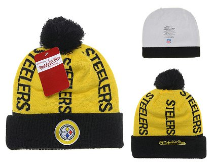 Pittsburgh Steelers Beanies DF 150306 050